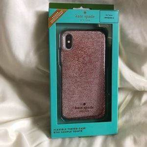 Kate Spade iPhone X Case